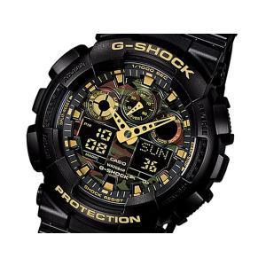 カシオ CASIO Gショック G-SHOCK メンズ 腕時計 GA-100CF-1A9JF 国内正...