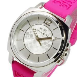 コーチ COACH ボーイフレンド ミニ  クオーツ レディース 腕時計 14502092|rcmdfa