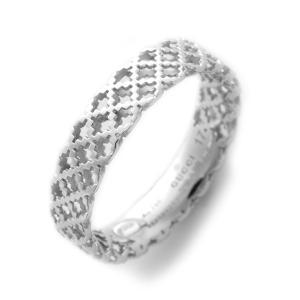 グッチ GUCCI ユニセックス リング 指輪 JP20号 341236-J8500/9000/21 シルバー|rcmdfa