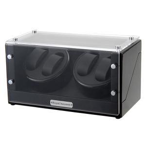 ロイヤル ハウゼン ワインダー ワインディングマシーン 4本巻き GC03-D102BB|rcmdfa