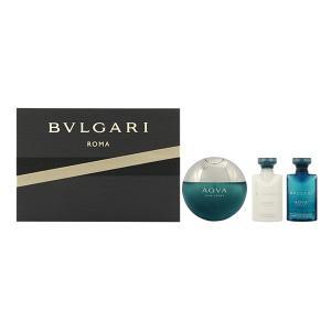 ブルガリ BVLGARI アクアプールオム 香水 コフレセット 4055-BV-SET rcmdfa