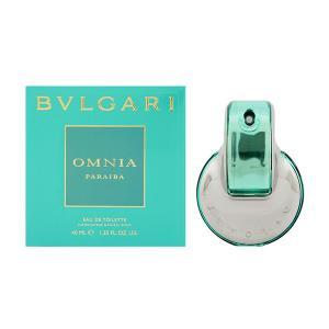 ブルガリ BVLGARI オムニア パライバ 香水 ET/SP/40ml 4052-BV-40|rcmdfa