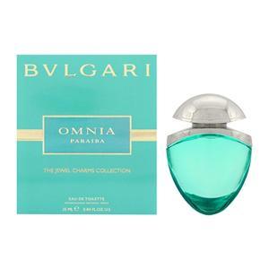 ブルガリ BVLGARI オムニア パライバ ジュエル・チャーム 香水 ET/SP/25ml rcmdfa