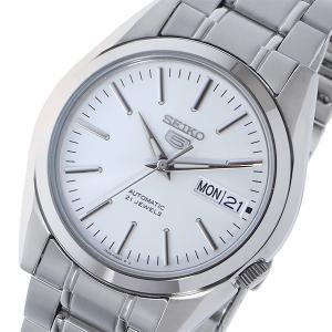 a87aa0bc2482f3 セイコー SEIKO セイコー 5 SEIKO5 自動巻き メンズ 腕時計 SNKL41K1 ホワイ.