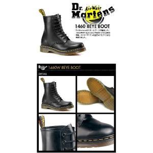 ドクターマーチン Dr.Martens 8ホール ブーツ 1460 8 EYE BOOT BLACK CHERRY RED NAVY|rcmdfa|02