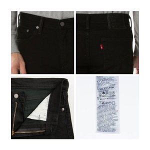 リーバイス 510 LEVIS SKINNY FIT スキニーフィット スキニー ブラック 黒 NIGHTSHINE ジーンズ ジーパン|rcmdfa|05
