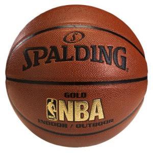 SPALDING スポルディング バスケットボール 女性用バスケットボール 6号 ゴールド 74-614Z