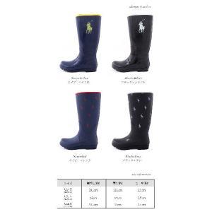 ポロ・ラルフローレン polo ralph lauren レインブーツ 長靴 レディース|rcmdfa|02