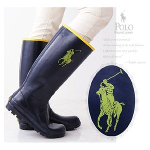 ポロ・ラルフローレン polo ralph lauren レインブーツ 長靴 レディース|rcmdfa|03