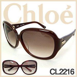 chloe クロエ cl2216 サングラス アジアンフィッティング モデル ブラウン brown ワイン wine|rcmdfa