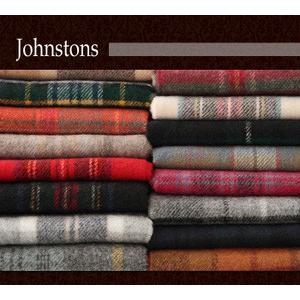 JOHNSTONS ジョンストンズ マフラー チェックタイプ タータン柄 ラムズウール100% 20 秋冬 新作 ギフト プレゼント|rcmdfa|06