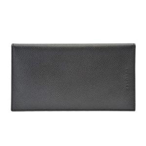 ブルガリ 25752 black 長札 bvlgari/ブルガリ/長札/長財布/black/classico/メンズ/25752|rcmdfa