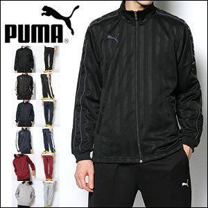 puma(プーマ) トレーニングジャケット ジャージ上下セット 902395-902396 ウェア ジャージセット フード無し|rcmdfa