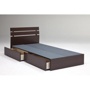 ベッド シングル チェストベッド フレームのみ チェスト 収納 おしゃれ 収納 シンプル 代引不可|rcmdhl|03