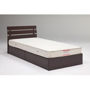 ベッド シングル チェストベッド フレームのみ チェスト 収納 おしゃれ 収納 シンプル 代引不可|rcmdhl|04
