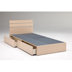 ベッド シングル チェストベッド フレームのみ チェスト 収納 おしゃれ 収納 シンプル 代引不可|rcmdhl|09