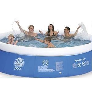 BIG 円型 エアープール 巨大プール 360cm エアークッション 家庭用 ビニールプール 水遊び ビッグサイズプール プール 代引不可|rcmdhl