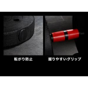 バーベルにもなるダンベル 15kg×2個SET バーベル ダンベル 可変式 鉄アレイ 筋トレ ウェイト トレーニング 筋トレグッズ 代引不可|rcmdhl|06