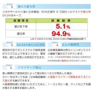 エアーマットン30 高反発 マットレス 敷布団 シングル 日本製 軽量 ファインエアー 体圧分散 マット 国産 オーシン|rcmdhl|03