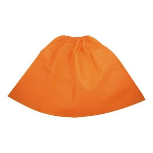 衣装ベース マントスカート オレンジ 運動会 発表会 イベント 衣装ファッション|rcmdhl