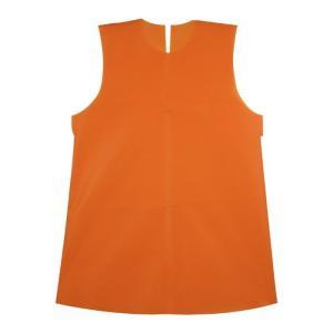 衣装ベース J ワンピース オレンジ 運動会 発表会 イベント 衣装ファッション|rcmdhl