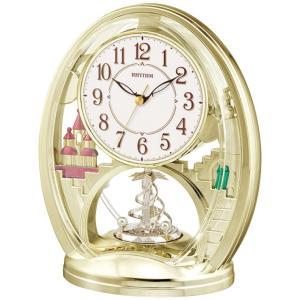 RHYTHM 置時計