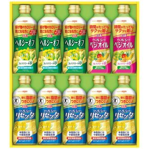 日清オイリオ ヘルシーバランスセット PTV-50 JANコード:4902380428138  特定...