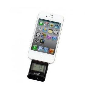 サンコー iPhone4用アルコールチェッカー RAMA12G28|rcmdhl