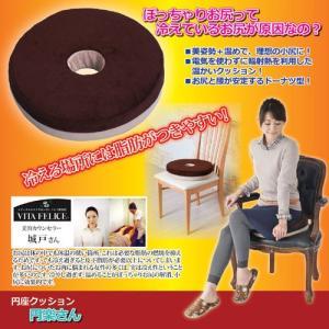 昭光プラスチック製品 円座クッション 円楽さん 809429