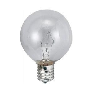 YAZAWA ベビーボール球5WクリアE17 G501705C 家電 照明器具 その他の照明器具 代引不可|rcmdhl