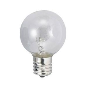 YAZAWA ベビーボール球10WクリアE17 G401710C 家電 照明器具 その他の照明器具 代引不可|rcmdhl