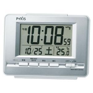 セイコークロック デジタル電波目覚まし時計 1...の関連商品1