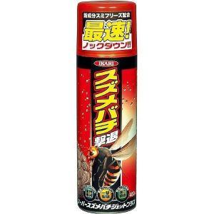 【商品詳細】  素早くハチを駆除する殺虫剤 スズメバチ用です  ●奥行:65mm