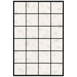 アサヒペン 上撰障子紙-半紙判 5803-ササタケ|rcmdhl