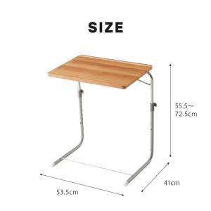 角度調整付折りたたみテーブル補強バー付 テーブル 折り畳み テーブル 折りたたみテーブル 補強バー付き 角度調整 代引不可 rcmdhl 04
