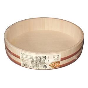 星野工業 日本製 すし桶 7合 36cm 寿司桶・飯台 星野工業