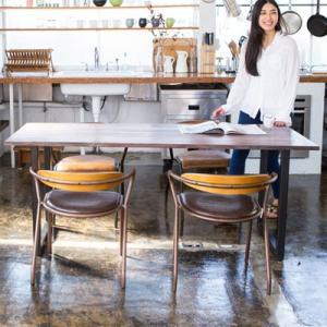 ソリッド ダイニングテーブル Mサイズ 150cm Solid Dining Tableローズウッド 無垢材 TIMELESS CRAFT 代引不可 rcmdhl
