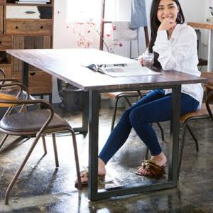 ソリッドダイニングテーブル Lサイズ 180cm Solid Dining Table ローズウッド 無垢材 TIMELESS CRAFT 代引不可 rcmdhl
