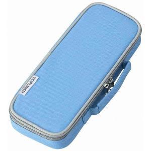 【商品詳細】  外側にもポケットがついて収納力UP。持ち運びやすい軽量タイプ。  本体サイズ W10...