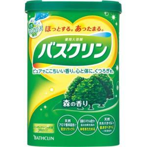 バスクリン 森の香り 600g(入浴剤)