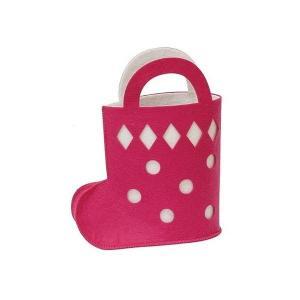 【商品詳細】  ●フェルト素材のギフトバッグです ●フェルト素材のギフトバッグです ●お菓子や小物な...