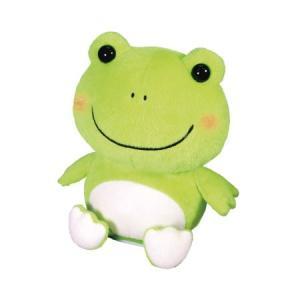 OST まねまね カエル ぬいぐるみ 動物 かわいい おもちゃ 録音 可愛い 代引不可|rcmdhl