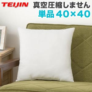 クッション テイジン ウォッシャブルクッション 40x40 洗えるクッション 洗える ウォッシャブル 帝人 日本製 国産|rcmdhl