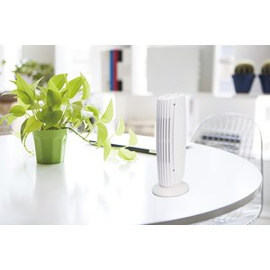 USB イオン 空気清浄機 卓上 コンパクト 匂い ほこり マイナスイオン MEH-108 静音 スリム シンプル ホワイト ブラック|rcmdhl|05