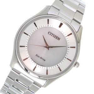 シチズン CITIZEN エコ・ドライブ クオーツ メンズ 腕時計 BJ6481-58A シルバー|rcmdhl