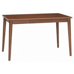 ミキモク ダイニングテーブル サライブラウン 115x70cm DT-110398 TBR 代引不可|rcmdhl