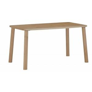 ミキモク ダイニングテーブル 楓の森 ナチュラル 角タイプ 90×180cm KMT-1800 KML-744 KNA 代引不可 rcmdhl
