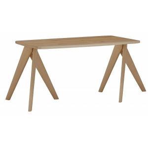 ミキモク ダイニングテーブル 楓の森 ナチュラル 角タイプ 90×180cm KMT-1800 KML-732 KNA 代引不可 rcmdhl