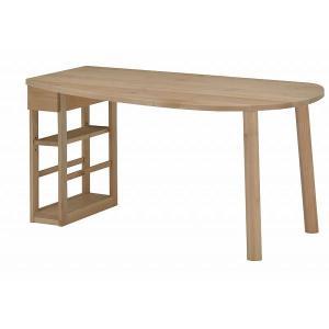 ミキモク ダイニングテーブル 楓の森 ナチュラル 150×85cm KMLT-1530R KMLB-30 KNA KML-742 KNA 代引不可 rcmdhl