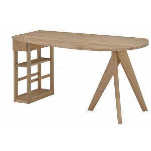 ミキモク ダイニングテーブル 楓の森 ナチュラル 150×85cm KMLT-1530R KMLB-30 KNA KML-731 KNA 代引不可 rcmdhl